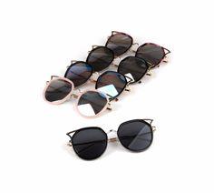Fashion Sonnenbrille Damen Vintage ELLEEZ HEY1253 / Fashion Women Sunglasses