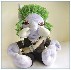 Soft spot for a troll softie Geek Crafts