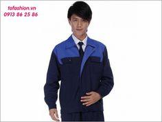 Tofashion chuyên thiết kế in thêu may đồng phục bảo hộ lao động, quần áo bảo hộ lao động uy tín, chất lượng, giá cả hợp lý. Liên hệ 0913 86 25 86