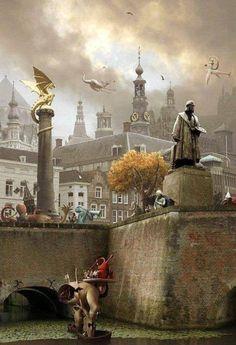 Compositie den Bosch