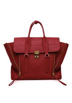 a red bag is definitely on my wishlist for fall