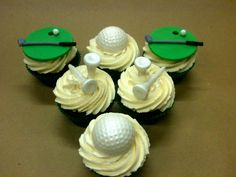 Golf cupcakes (Hubby's birthday), Places hubby and I would love to play golf at  It's about more than golfing,  boating,  and beaches;  it's about a lifestyle  KW  http://pamelakemper.com/area-fun-blog.html?m