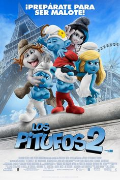 The Smurfs 2 Hindi Dubbed Movie Watch Online