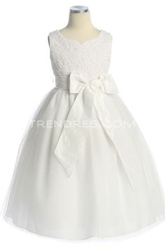 Lace Flower Girl Dress a strong maybe lol