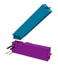 Rafter to Tie Beam Connection - Timber Frame HQ  - http://timberframehq.com/rafter-tie-beam-connection/?utm_content=buffer25d28&utm_medium=social&utm_source=pinterest.com&utm_campaign=buffer