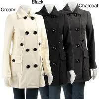 #Abrigo cuello camisero, traslapado, bolsas de parche Custom Made, Trousers, Suits, Coat, Jackets, Design, Women, Fashion, Wraps