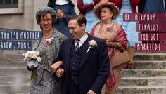 Getting Married Miranda Hart, Sale Promotion, Bridesmaid Dresses, Wedding Dresses, Getting Married, Group, Board, Bridesmade Dresses, Bride Dresses