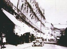 El pasado de los hoteles porteños