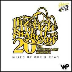 the pharcyde - official 20th anniversary mixtape