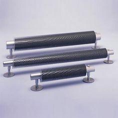 Petits radiateurs de style industriel