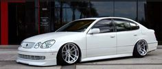 My buddy Cesar's Lexus GS300 VIP Turbo 2JZ