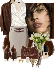 """Silent Seduction"" by victoria1961notags on Polyvore"