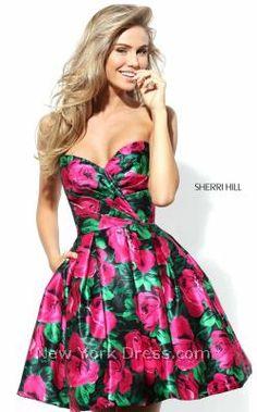 Sherri Hill 50580 - NewYorkDress.com