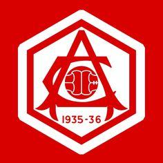 Arsenal crest.