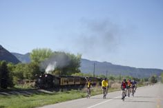 New event for 2014 with the Iron Horse Bicycle Classic - Mountain Horse Tour from Purgatory to Silverton!  Tour starts at #Durango Mountain Resort  May 24, 2014
