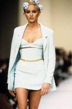 Top-models 90's | Модные показы прошлого.. Обсуждение на LiveInternet - Российский Сервис Онлайн-Дневников