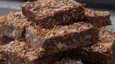 Prepare em casa uma barrinha de cereal com chocolate, saudável e deliciosa, com esta receita fácil e rápida