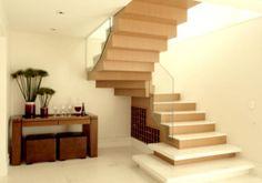 ESCADAS PARA SOBRADOS de diversos modelos para um lar mais moderno | Wiki Mulher
