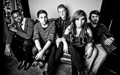 Pentatonix -- Amazing group! If you haven't heard them, google them. NOW. Try not to kick yourself for not finding them sooner.