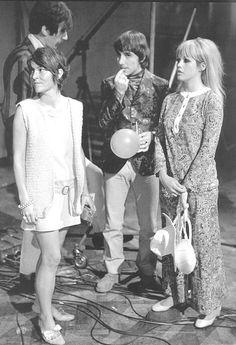 Sixties | Annette Walter-Lax, Keith Moon and Kim Moon