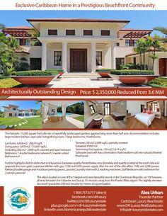 Caribbean Luxury Homes – Google+