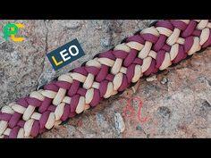 Leo Paracord Bracelet - YouTube