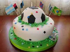 decoracion de cumpleaños de fulbol - Buscar con Google