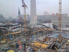 Baustelle/ building lot