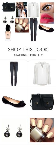 A walk 23 by miks15 on Polyvore featuring Diane Von Furstenberg, Paige Denim, Machi and Giorgio Armani