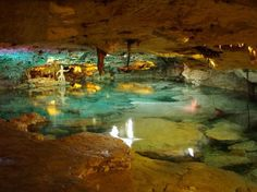 Puerto Aventuras, Mexico: enclosed cenote