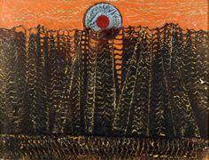 Max Ernst - Forest