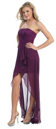 or this for formal but in black instead of purple! love love loveee