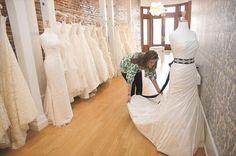 Couture bridal shop: Modern Trousseau Nashville