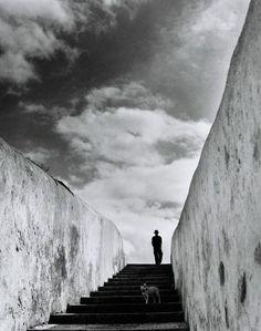 luzfosca:  Eduardo Gageiro Lumiar, Lisboa, Portugal, 1965
