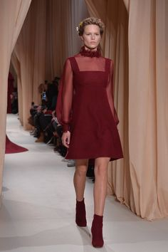 Pin for Later: Germany's Next Topmodel ganz ohne Casting-Show Valentino Haute Couture Frühjahr/Sommer 2015