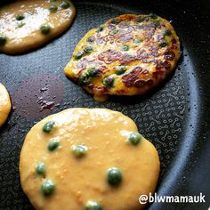 BLWMamaUK: RECIPE: Sweet Potato and Pea Pancakes