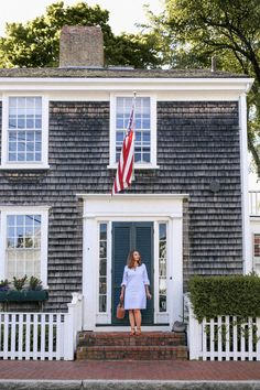 2019 Year End Review - The Coastal Confidence New England Fashion, Look Back At Me, Spring Blossom, Stay Cool, Fourth Of July, Confidence, Coastal, Outdoor Decor, Summer