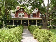1900 Inn on Montford in Asheville NC