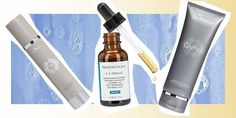 Natural Acne Remedies Acne scars aren't inevitable! SkinCeuticals C E Ferulic and these other 8 products work wonders for healing and preventing acne marks! Skinceuticals CE Ferulic is Available at SkinCenter. Pimples Remedies, Natural Acne Remedies, Home Remedies For Acne, Skin Care Remedies, Health Remedies, Scar Treatment, Acne Treatments, Acne Marks, Acne Scar Removal