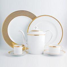""" Bernardaud, "" porcelaine de Limoges. Une merveille."
