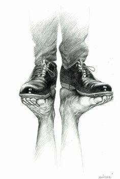 Drawing - Agim Sulaj