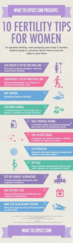10 Ways to Boost Fertility in Women [Infographic] preparing for pregnancy prepar for pregnancy #baby #pregnancy
