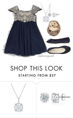 """""""Rosie's Dress for Dr. Kelly's Funeral"""" by stephanie-jozwiak ❤ liked on Polyvore featuring BERRICLE and Barzel"""