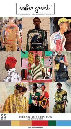 SS19 Mens Micro Trend: Urban Disruption www.ambergrant.co.za #SS18 #SS2018 #SS19 #SS2019 #Trend #MicroTrend #TrendAlert #MensTrend #TrendForecaster #Trendy #Trending #Fashion #MensFashion #StreetStyle #TrendSetter #Style #UrbanFashion #SummerTrend #Graffiti #Athleisure #HipHopFashion #UrbanCool #Casual #AmberGrant #FashionBlogger #Editorial #FashionBlog #WGSN
