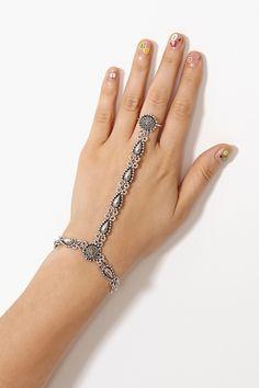 Stars Of Crystal Handpiece