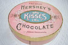 ❥ Vintage Hershey's Kisses