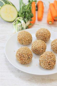 Raw Chia Falafel