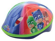 PJ Masks Safety Helmet Review Cool Bike Helmets, Kids Helmets, Car Bike Rack, Mountain Bike Reviews, Full Suspension Mountain Bike, Toy Cars For Kids, Beach Cruiser Bikes, Best Tents For Camping, Safety Helmet