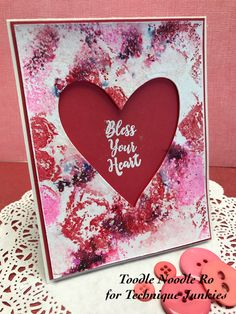 Design Junkies: Bless Your Heart!