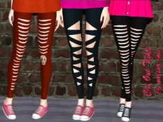 #sims3 | melisa inci's Cut out Tights